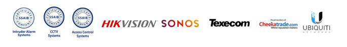 logos and partnerships